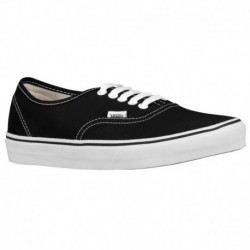 Vans Authentic Gum Sole Men's Sneaker Vans Authentic - Men's Black