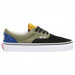 Site Vans Pas Cher Vans Era - Boys' Grade School Black/True White | Otw Rally