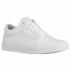 Vans Old Skool Canvas True White Vans Old Skool - Men's True White