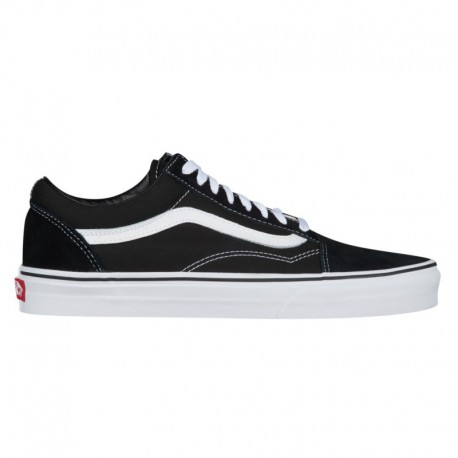 Vans Old Skool Black White Vans Old Skool - Men's Black/White