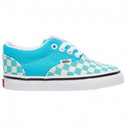 Vans Era Black Scuba Blue Vans Era - Boys' Toddler Scuba Blue/True White | Checkerboard