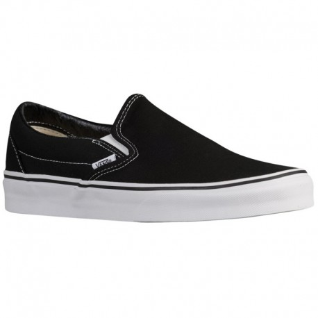 Vans Classic Slip On Children's Vans Classic Slip On - Men's Black