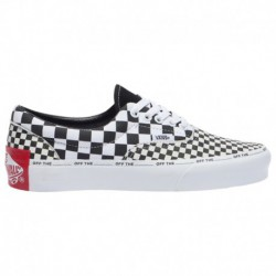 Vans Era PRO Off White Vans Era - Boys' Grade School Black/White | Off The Blank