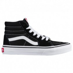 Sk8 Hi Mte Leather Black True White Vans Sk8-Hi - Boys' Preschool Black/True White