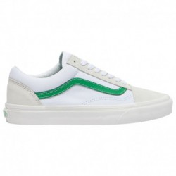 vans old skool vintage white green vans old skool vintage green vans old skool men s white green vintage stripe