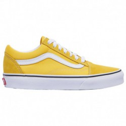 vans old skool vibrant yellow true white vans old skool vibrant yellow vans old skool boys grade school vibrant yellow true whi