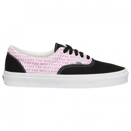 Black Suede Vans Era Vans Era - Men's Black/Rose | Otw 10oz