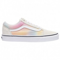multi colored vans old skool vans old skool multi floral vans old skool women s multi true white yellow aura shift