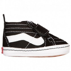 China Vans Shoes Wholesale Vans Sk8-Hi - Boys' Infant Black/True White