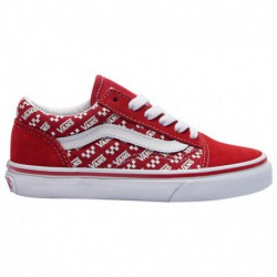 vans old skool red vans old skool mule white red vans old skool boys preschool red white repeat logo