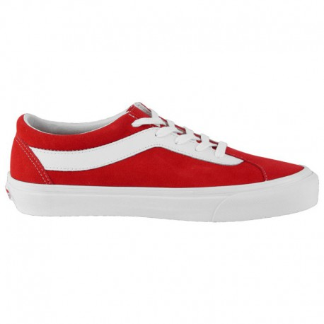 Vans Bold Ni Red Vans Bold NI - Men's Red/White