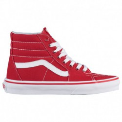 Vans Canvas Sk8 Hi Formula One Vans Sk8-Hi - Boys' Grade School Formula One/White