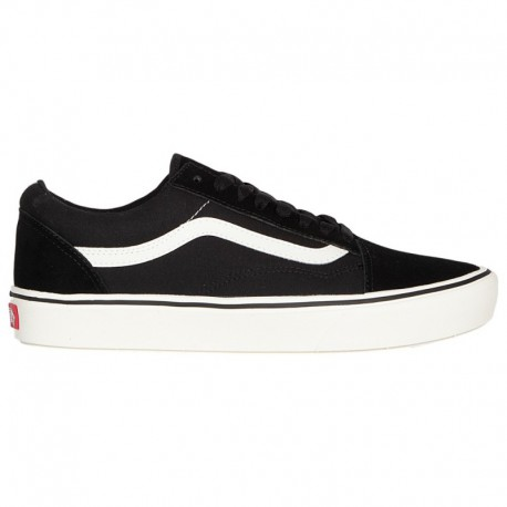 Comfy Vans Old Skool Vans Old Skool Comfy Cush - Men's Black/Pink/White