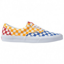 vans era yellow blue vans era blue yellow vans era boys grade school red blue yellow