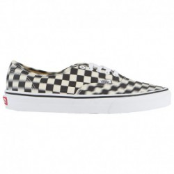 Authentic Vans Shoes For Sale Vans Authentic - Men's Black/True White | Blur Check