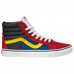 vans sk8 hi dress blue chili pepper vans sk8 hi scarab true white vans sk8 hi men s chili pepper true white rally