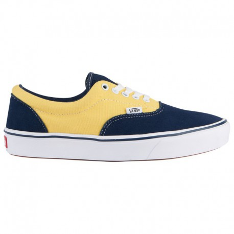 Vans Comfycush Era Pink Vans Comfycush Era - Men's Dress Blues/Aspen Gold