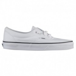 vans era classic true white vans era leopard true white vans era boys grade school true white white