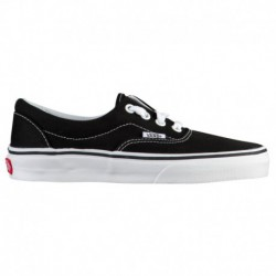 vans era black white black white vans era vans era boys grade school black white