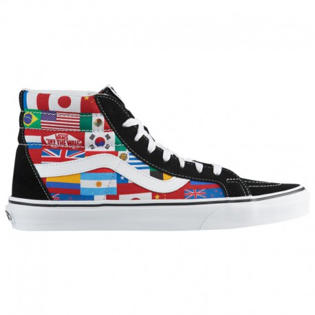 World Cup Vans Shoes Vans Sk8-Hi World Cup - Boys' Grade School Multi