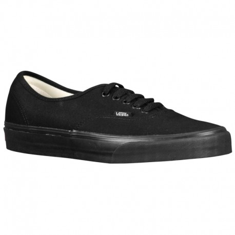 Vans Authentic Blue Black Vans Authentic - Men's Black | 45-23454 0 4