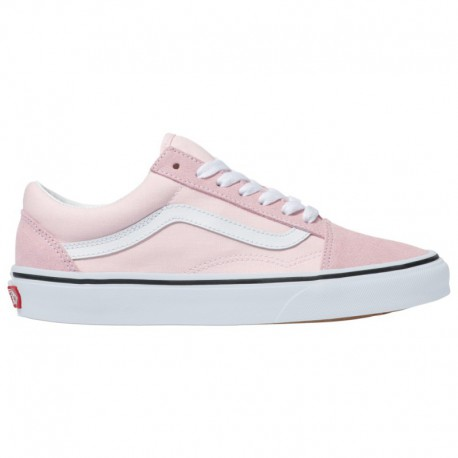 Pink White Vans Old Skool Vans Old Skool - Women's Pink/White | 55-50110-5-02