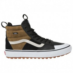 Vans Sk8 Hi Mte Brown Vans Sk8 Hi Mte DX - Boys' Grade School Brown/White | 65-75016-9-04