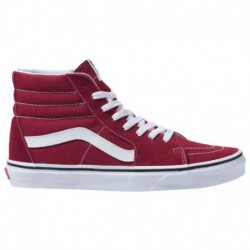hi how are you vans buy cheap vans shoes online vans sk8 hi men s maroon white 45 22361 8 04