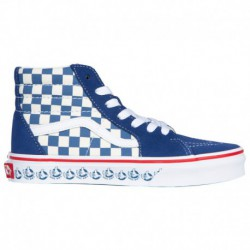 vans sk8 hi preschool vans sk8 hi red navy multicolor vans sk8 hi boys preschool navy white red 64 85439 2 04