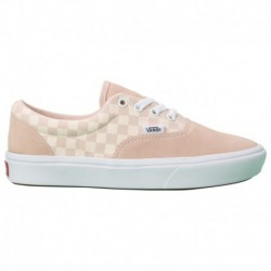 Buy Cheap Van Shoes Online Vans Era - Women's Pink/Tan/White | 55-52436-2-02