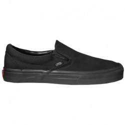 vans classic slip on black vans classic slip on black black vans classic slip on men s black black