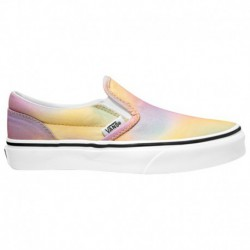 Multi Colored Vans Slip On Vans Slip On - Boys' Preschool Multi/White | 64-85634-8-04