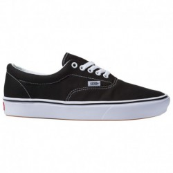 Vans Comfycush Era Black White Vans Comfycush Era - Men's Black/White | 45-20110-1-04