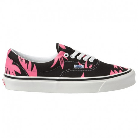Best Vans Shoes For Girls Vans Era 95 DX - Girls' Grade School Black/Pink Print | 65-75308 0 4