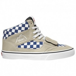 Vans Mountain Edition Blue Vans Mountain Edition - Men's Tan/Blue/White | 45-20044-2-04