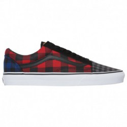 Vans Old Skool Vault Lx Multi Vans Old Skool - Men's Red/Multi | 45-20147-3-04
