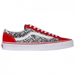 Black Vans Style 36 Vans Style 36 - Men's Red/White/Black | 45-20096-2-04