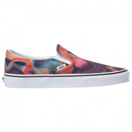 Vans Slip On Navy Checkerboard Vans Slip On - Men's Navy/Multi | 45-20191-1-04