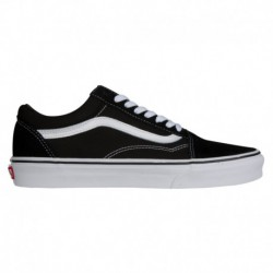 Vans Old Skool Black White Brown Vans Old Skool - Men's Black/White | 45-23455-7-04