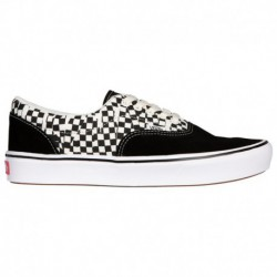 Vans Comfycush Era Green Vans Comfycush Era - Men's Black/White | 45-20439-4-04
