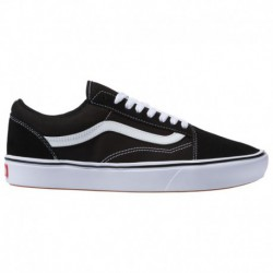 vans comfycush old skool shoes vans comfycush old skool womens vans comfycush old skool men s black white 45 22367 5 04