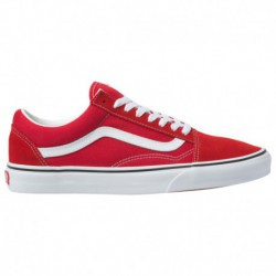 Vans Old Skool Red White Blue Vans Old Skool - Men's Red/White | 45-20238 0 4