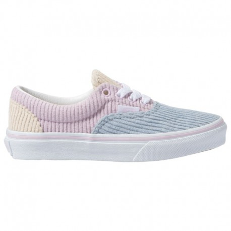 Vans Era Baby Blue Vans Era - Girls' Grade School Lilac/Blue | 65-75273-6-04