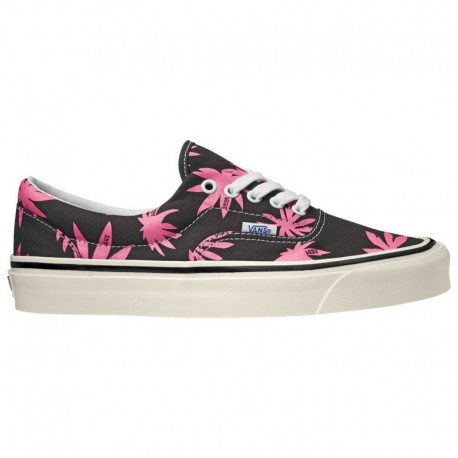 Vans Suede Knit Era Dx Vans Era DX - Men's Black/Pink | 45-20935-1-04