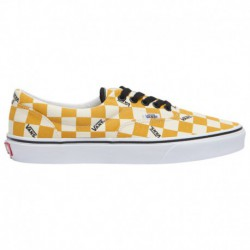discount vans shoes online cheap vans for sale online vans era men s yellow white big check