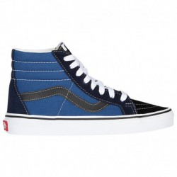 vans mix and match sk8 hi mix and match vans sk8 vans sk8 hi boys grade school red navy multi mix match