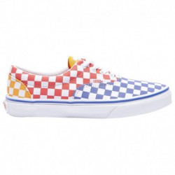 vans era blue red vans era red blue vans era boys grade school white blue red multicheck