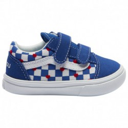 vans old skool comfycush blue vans old skool comfycush white vans old skool comfycush boys toddler blue white red autism awaren