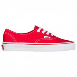 red checkerboard vans authentic vans authentic monochrome red vans authentic boys grade school red white