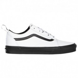 vans old skool shoes black white vans old skool black white classic vans old skool boys grade school white black